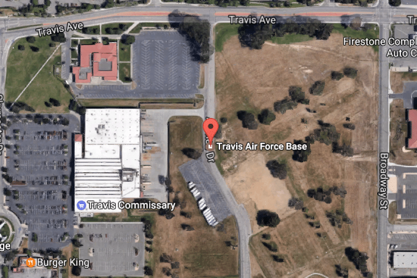 Travis Air Force Base was placed on lockdown on June 14 following reports of an active shooter incident