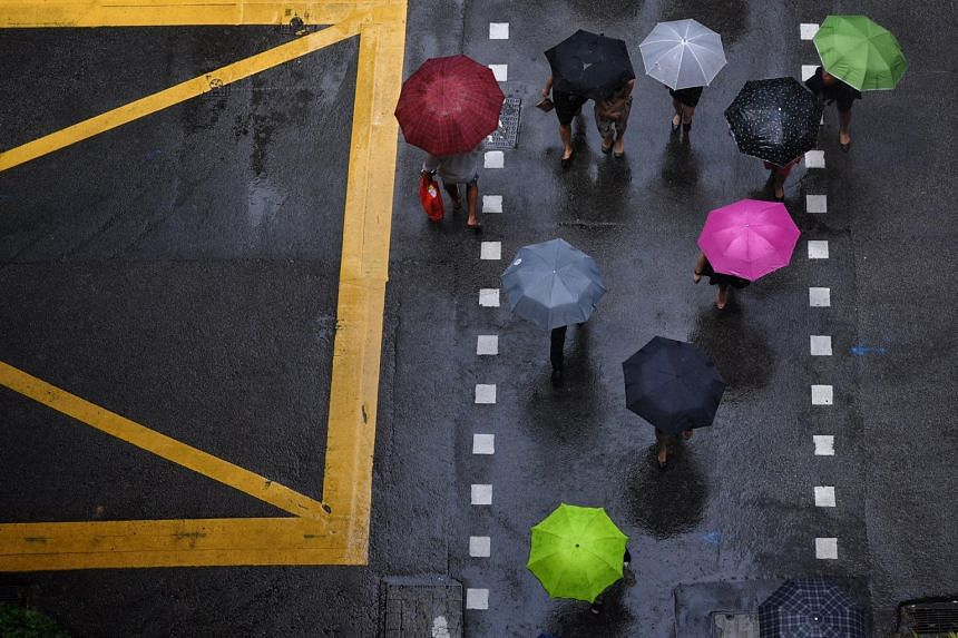 Singaporeans can expect an increase in rainfall in the coming weeks due to the prevailing Southwest Monsoon conditions.