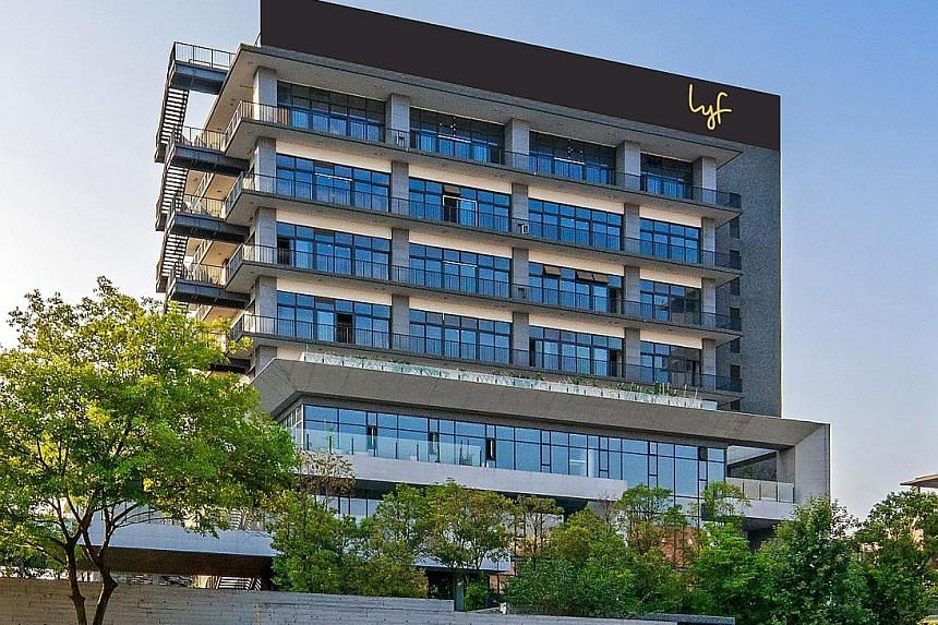 The 112-unit lyf Wu Tong Island Shenzhen will open in the first half of next year and will be managed by Ascott under its lyf brand.