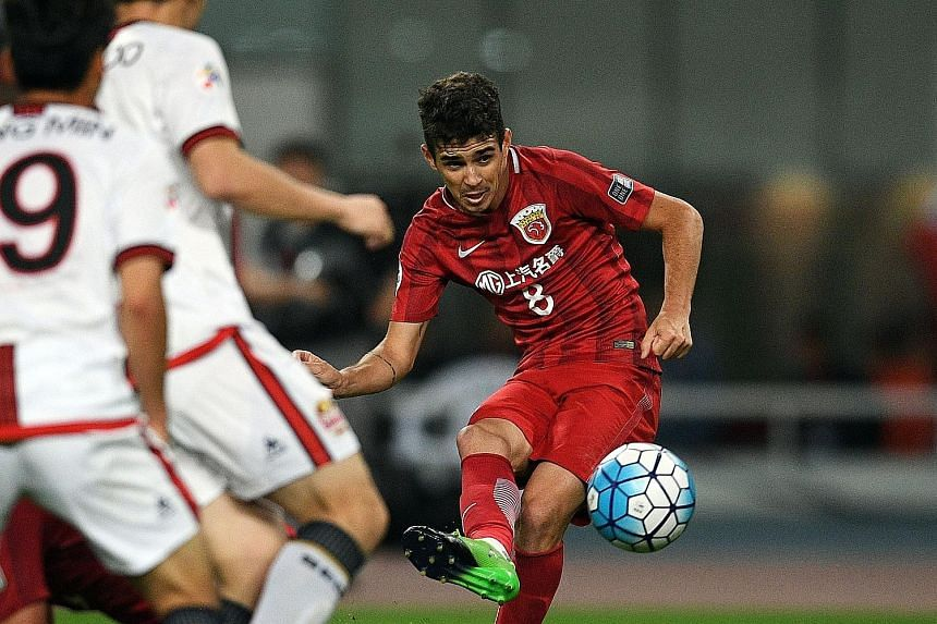 Oscar became the most expensive signing by a Chinese team after Shanghai SIPG paid Chelsea almost $93 million for him.