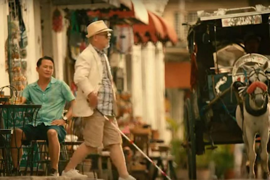 """The newly presented advertisement by the Philippines tourism department closely resembled the """"Rediscover South Africa"""" ad, launched back in 2014."""