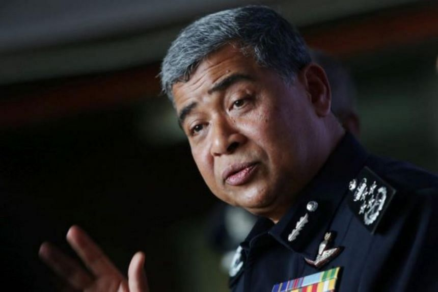 Malaysia's police chief Khalid Abu Bakar said the police are still looking for other suspects connected to the ISIS.