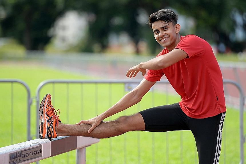 Zubin Muncherji, who broke the 40-year-old national 400m mark in 2014, left for the University of Indiana last month and did not clock any official times before Thursday's closing window for SEA Games selection.