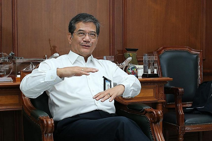 BP Batam chairman Hatanto Reksodipoetro says regulations governing the purview of each authority have been clearly set out, stressing that matters related to land and properties should be directed to his office, not the mayor's.