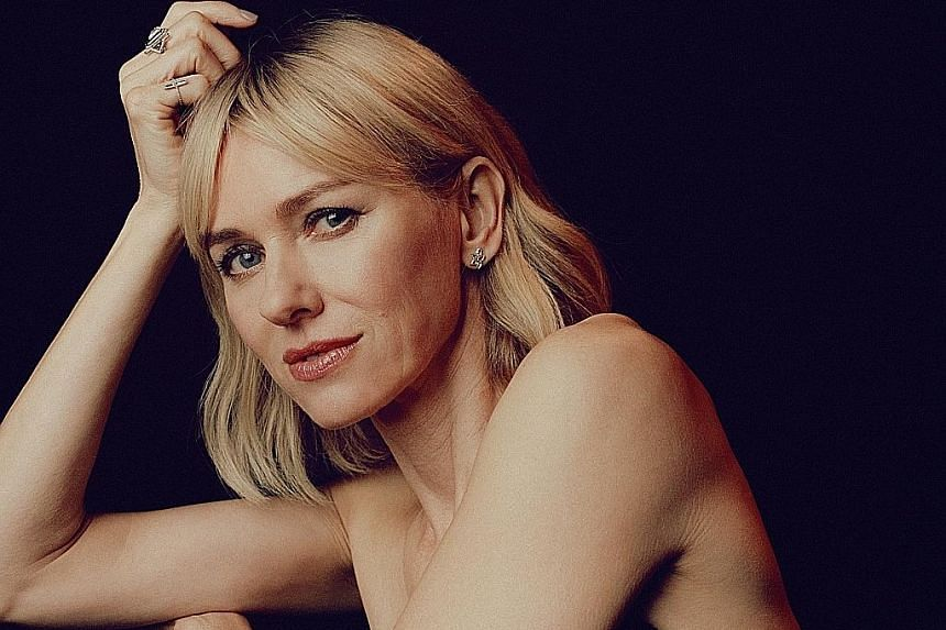 Naomi Watts plays a single mother of two boys in the movie The Book Of Henry.