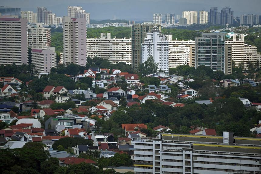 Developers are expected to be the bright spot in Singapore equities as gains in stocks may be limited for the rest of the year.