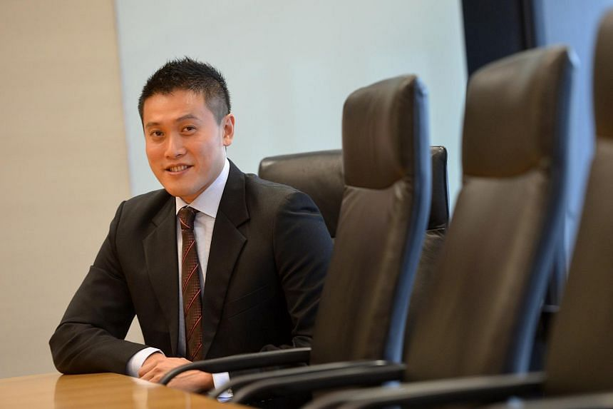 Albert Tse, South-east Asian head of intermediary distribution at Schroders.