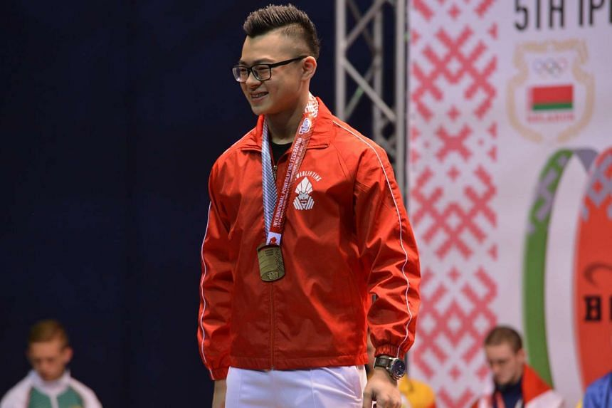 Matthew Yap broke the world record by a mere 500g, but risked failing in all three lifts if he did not succeed in his final attempt.