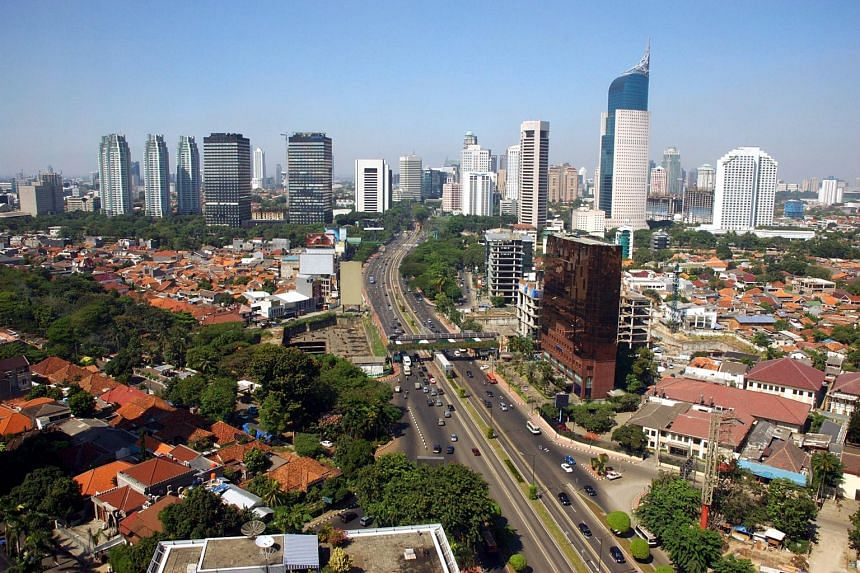 Residential property prices in Indonesia's 14 largest cities have risen by 58 per cent in 10 years through the first quarter of 2017.