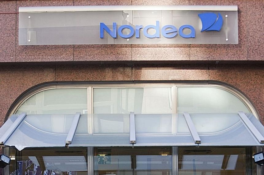 Nordea Bank, the biggest Nordic lender, has seen its share price soar about 50 per cent over the past 12 months, compared with about a 35 per cent increase in the Bloomberg index.