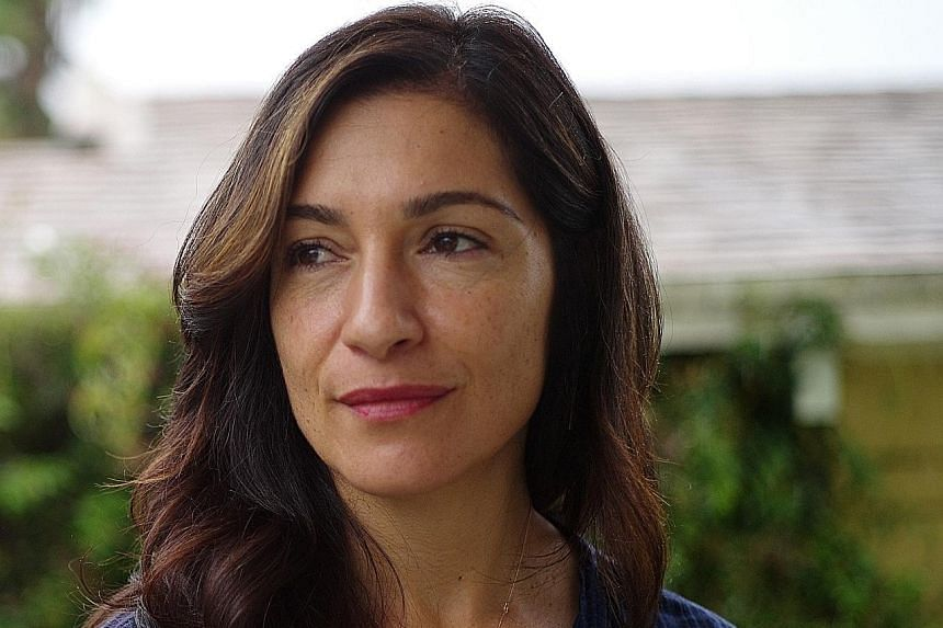 A Good Country is the final novel in Laleh Khadivi's (above) trilogy that follows three generations of Kurdish men from 1920s Iran to present-day America.