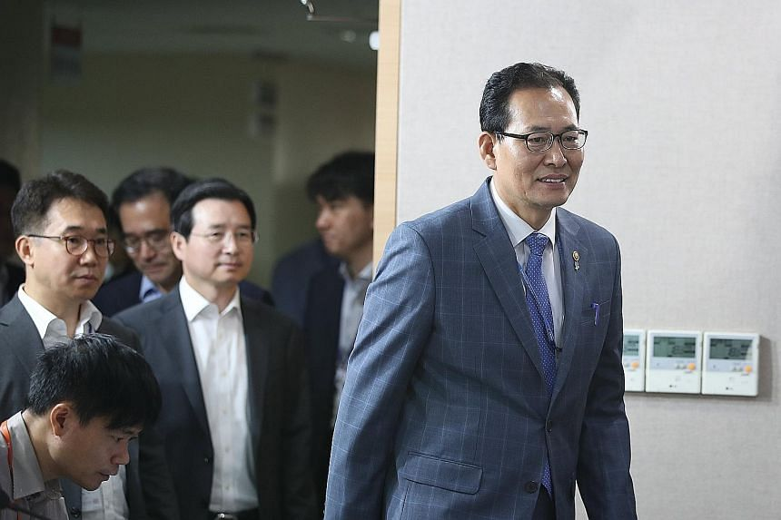 South Korea's Vice-Finance Minister Ko Hyoung Kwon yesterday warned of more property curbs if necessary.