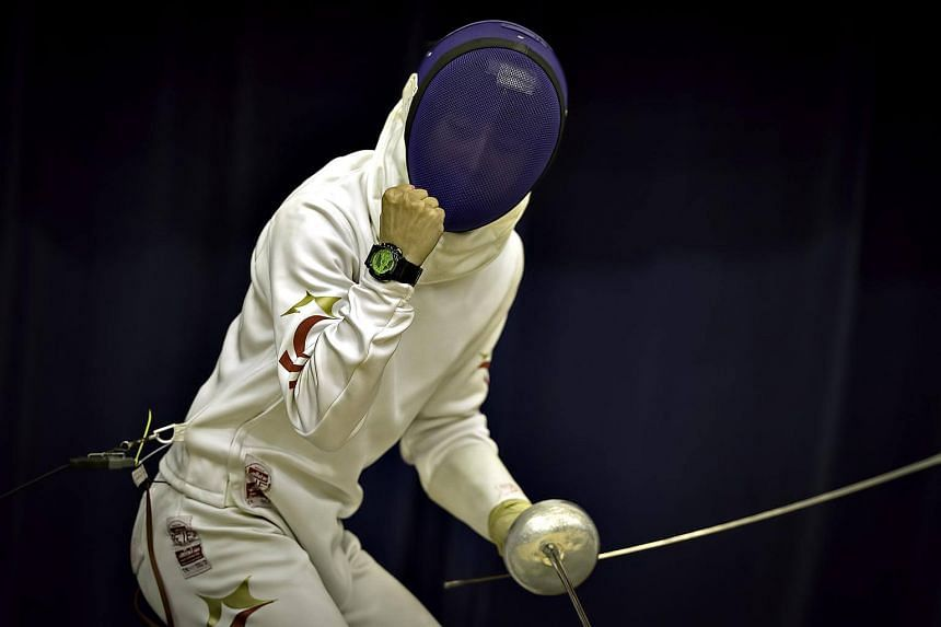 Samson Lee has been elected as a member of the Fencing Confederation of Asia (FCA) Athletes' Commission.