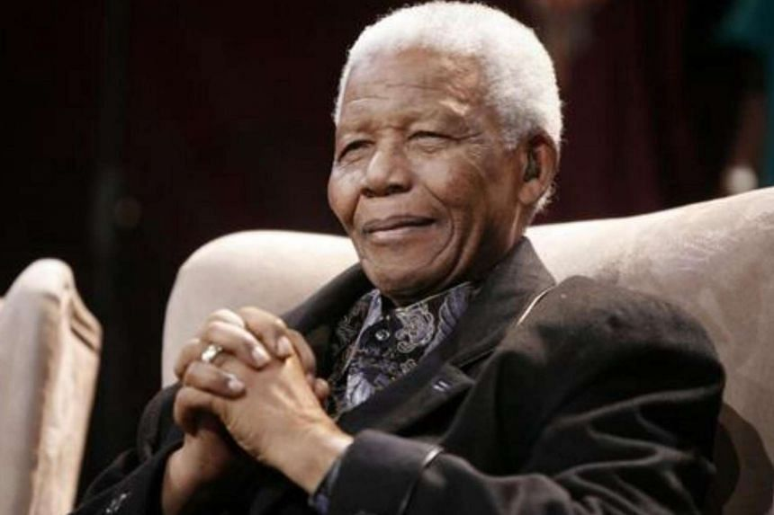 Former South African president Nelson Mandela died on Dec 5, 2013 at the age of 95. Jailed for life, he served 27 years in prison before his release in 1990.