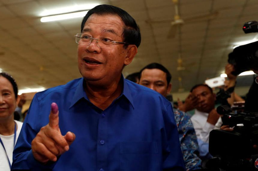 Prime Minister Hun Sen has ruled the impoverished nation for 32 years, making him one of the world's longest serving leaders.