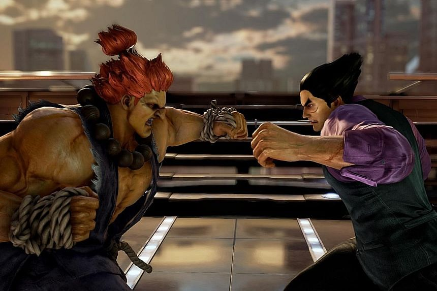 In Tekken 7, the fights, powered by Unreal Engine 4, are a sight to behold.