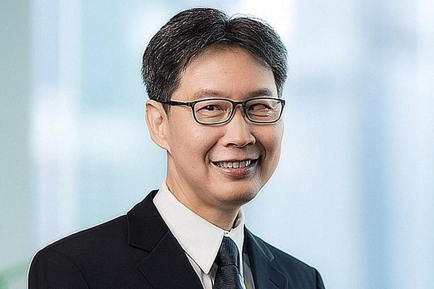 Mr Vincent Chan will lead efforts to enhance and manage the multi-asset investment proposition for clients.