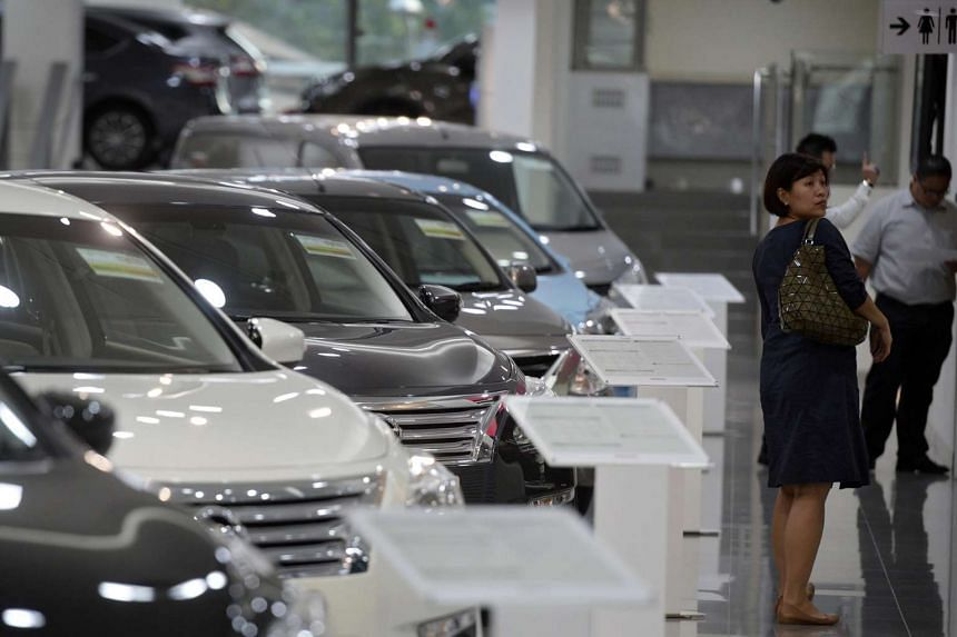 COE prices finished lower across the board in the round of bidding that ended on June 21, 2017.