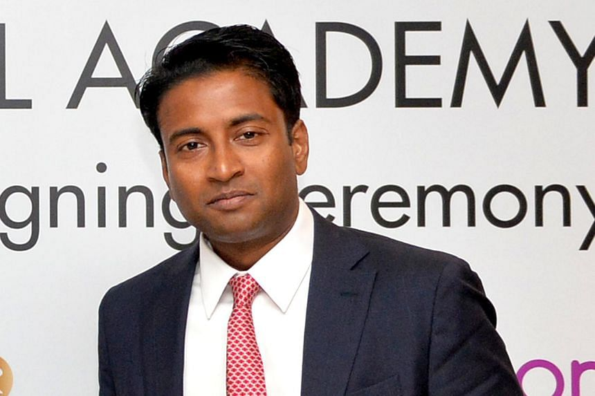 Tampines Rovers chairman Krishna Ramachandra said he would be stepping down from the post in the coming weeks.