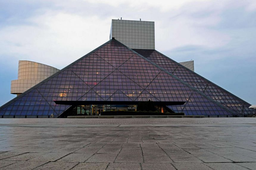 The Rock and Roll Hall of Fame, which has a museum in Cleveland, Ohio, is planning its first international expansion with a branch in Japan, the world's largest music market after the United States.PHOTO: AFP