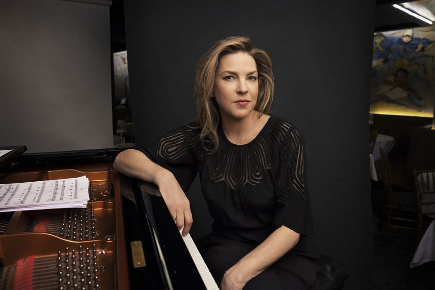 Diana Krall's latest album, Turn Up The Quiet, is a reflection of her progress in dealing with grief.