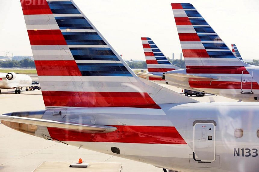 American Airlines said Qatar Airways had expressed interest in buying a 10 per cent stake worth at least US$808 million (S$1.12 billion).