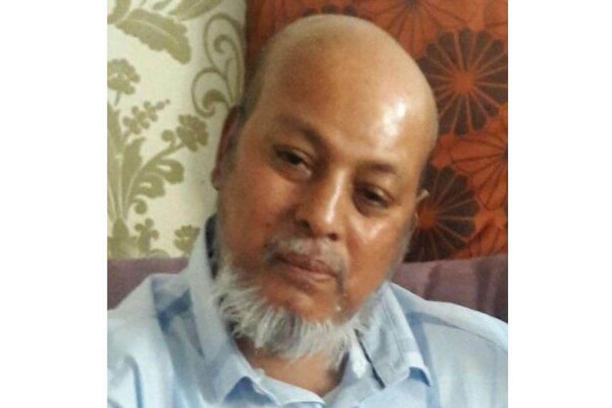 A handout picture released by the Metropolitan Police Service (MPS) on June 22, 2017 shows Makram Ali, the man who died at the scene of the terrorist attack in Finsbury Park on June 19.