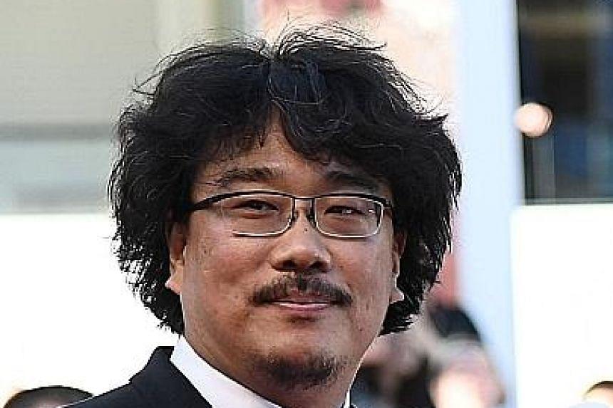 Director Bong Joon Ho