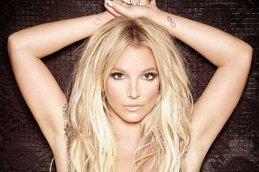 Britney Spears says she listens to a lot of 1980s classics when she is at the gym and also current pop singers such as Lorde.