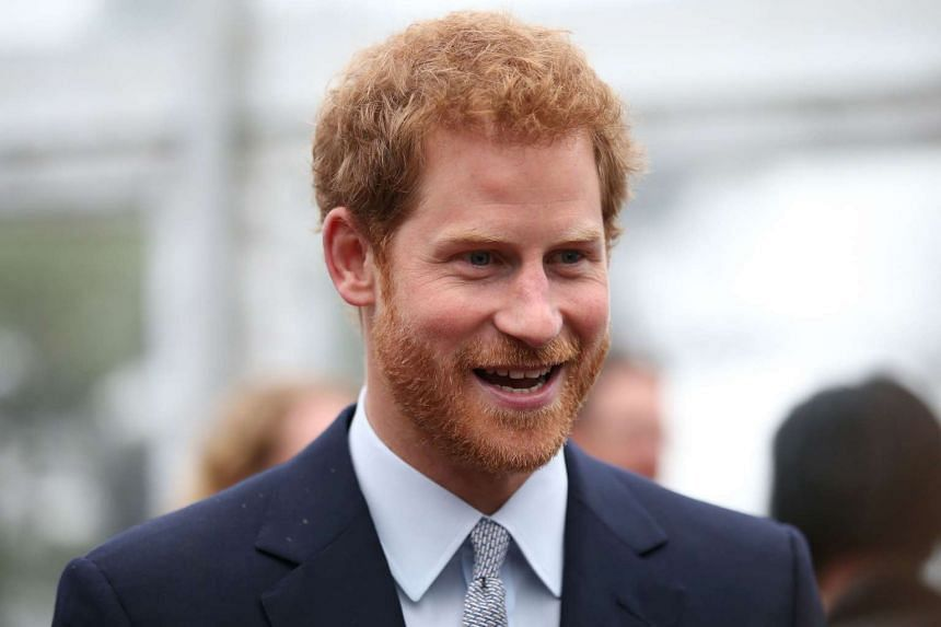 Britain's Prince Harry does not think anyone in the royal family wants to be king or queen.