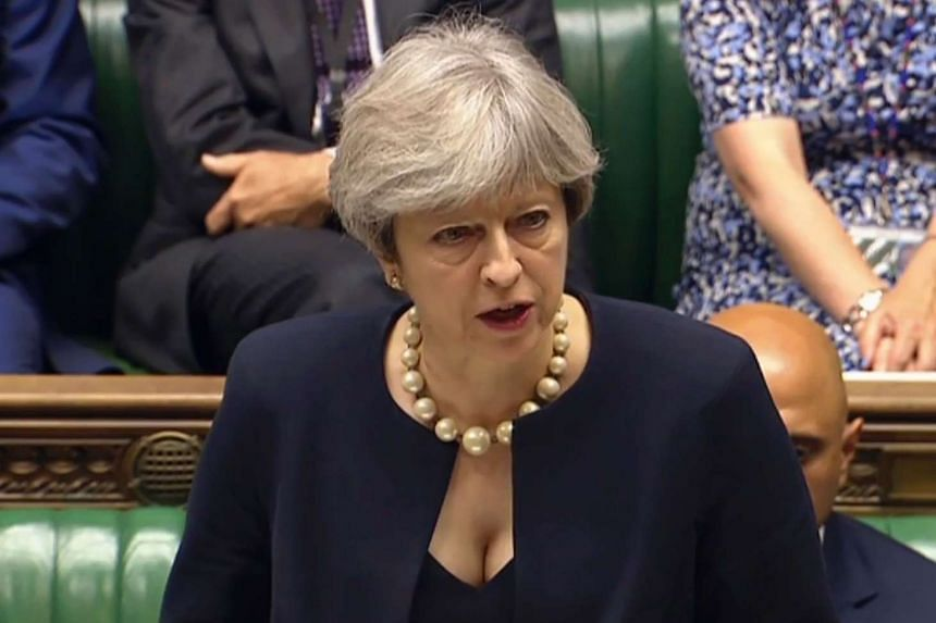 There are chances that British Prime Minister Theresa May might strike a deal with Northern Ireland's Democratic Unionist Party (DUP) to prop up her minority government.