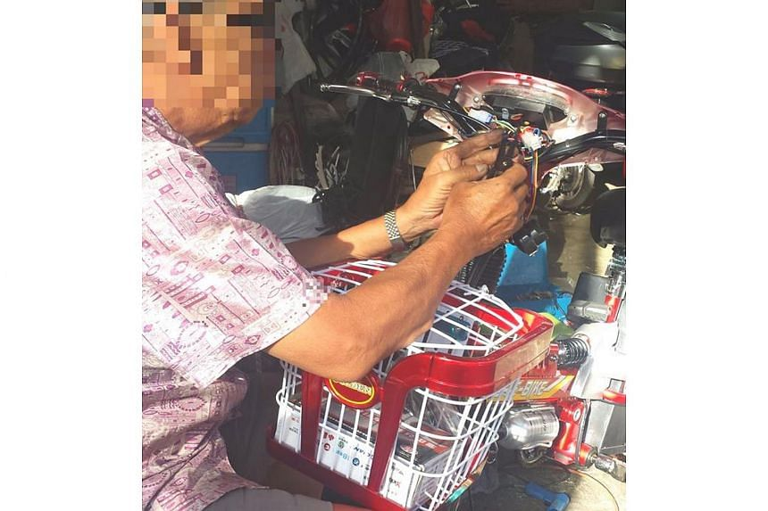 LTA has fined two retailers $1,000 each for selling illegally modified bikes.