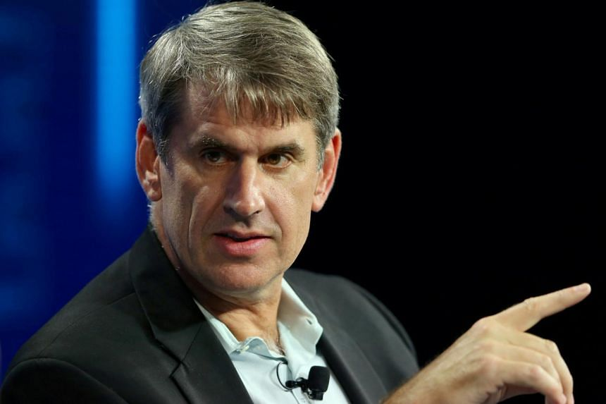 Bill Gurley will leave Uber's board following the resignation of chief executive officer Travis Kalanick.