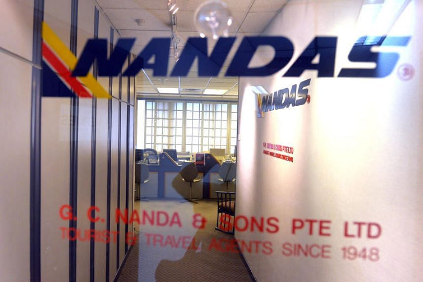 G.C Nanda & Sons ceased to be licensed from May 30, according to the Singapore Tourism Board's Travel Related Users' System (Trust) website.