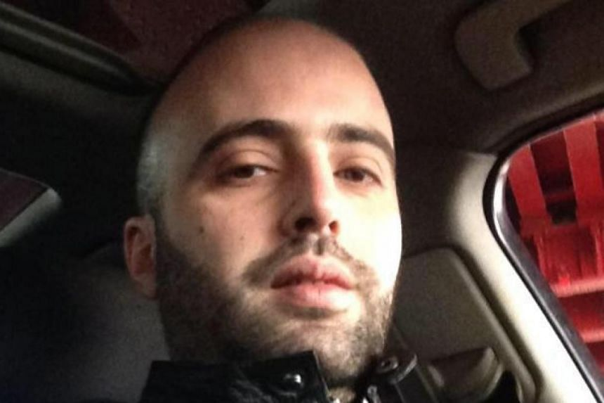 A photo identified in Belgian media as coming from the Facebook page of suspect Oussama Zariouh.