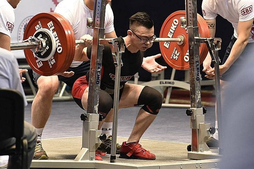 Singapore powerlifter Matthew Yap was told when entering Belarus on June 16 that his trip fell within the five-day limit permitted without a visa. But when he and his brother were leaving on June 21, an official interpreted the rules differently and