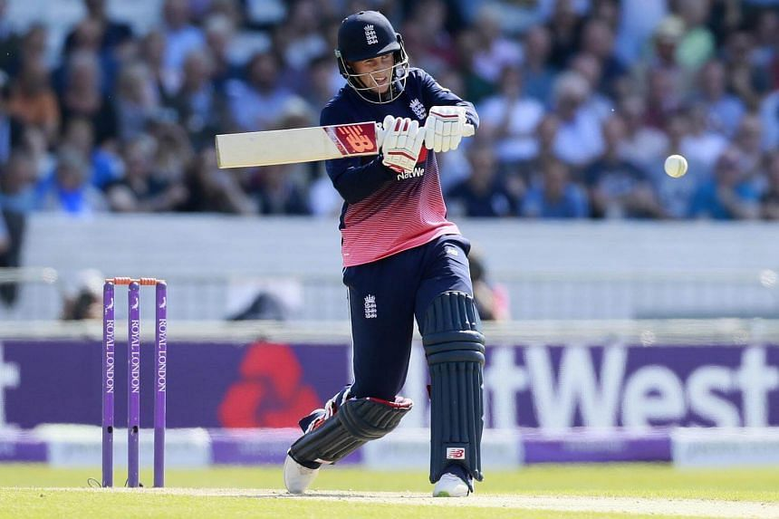 Catch England's Joe Root in action against South Africa in the T20 international.