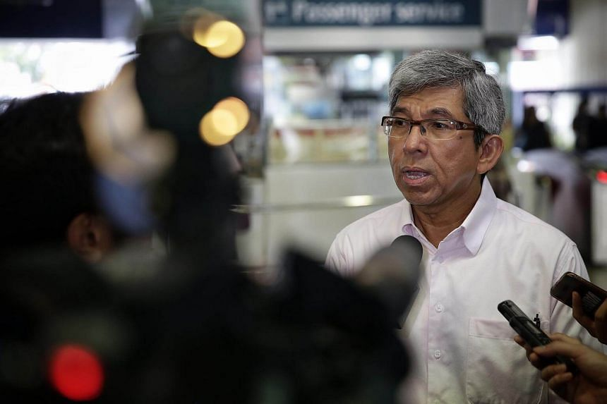 MCI Minister Yaacob Ibrahim urged people to seek help early if their loved ones show signs of radicalisation.