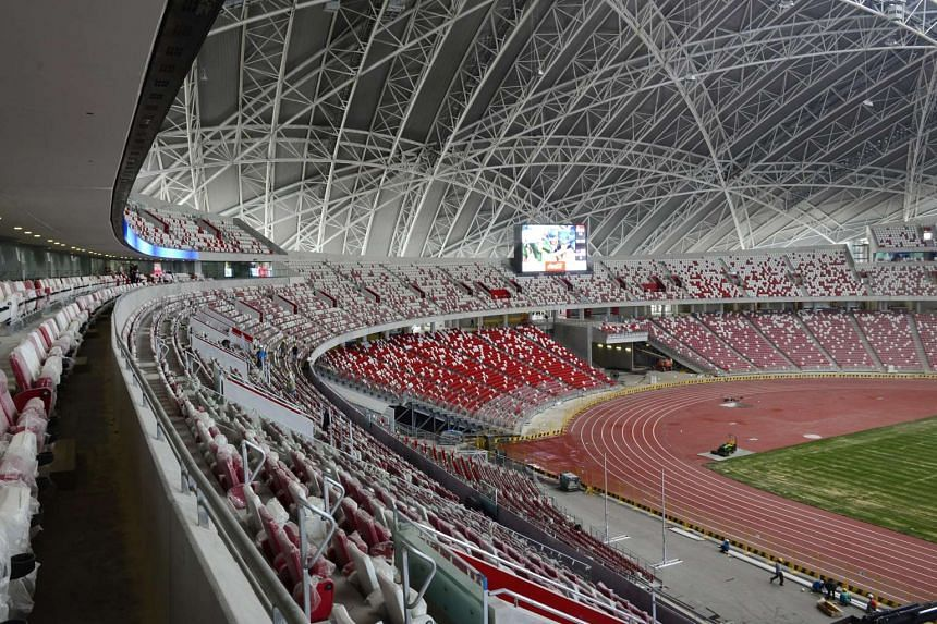 The sports authorities are stepping in, after yet another episode of discord within Singapore Athletics, to ensure that track and field athletes' preparations for the August SEA Games in Kuala Lumpur are not disrupted.