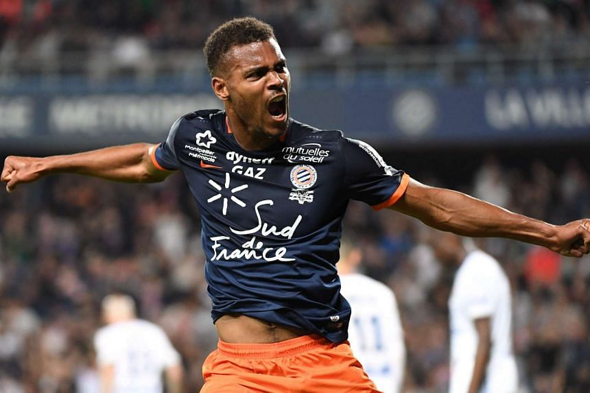 Steve Mounie is expected to sign for newly-promoted Premier League club Huddersfield Town this week.