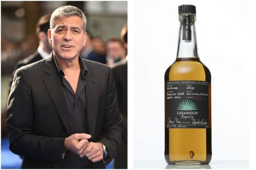 Diageo has agreed to acquire George Clooney's tequila brand Casamigos for as much as $1.4 billion.