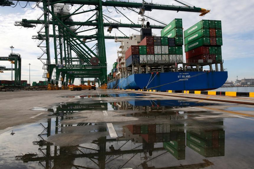 The New Priok Container Terminal One in Tanjung Priok, north Jakarta. Indonesia has an ambitious plan to build or expand up to a total of 24 ports, though it is unclear what the overall cost would be.
