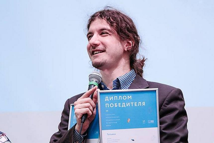 Mr Mikhail Krivonos says if you grow up in an orphanage in Russia, you end up having practically no skills by the time you leave. His social enterprise Rabota-i aims to help these youth find jobs.