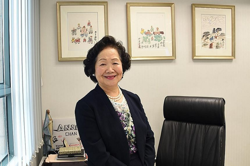 Mrs Anson Chan, a prominent pro-democracy figure once touted as the person most likely to become Hong Kong's first female chief executive, says the incoming leader has to work out a relationship with the legislature that will allow all political part