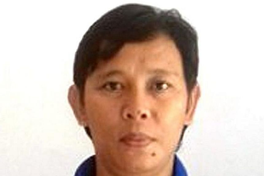 Ms Khasanah had lived with the couple for about a month. She is believed to have fled to Indonesia.