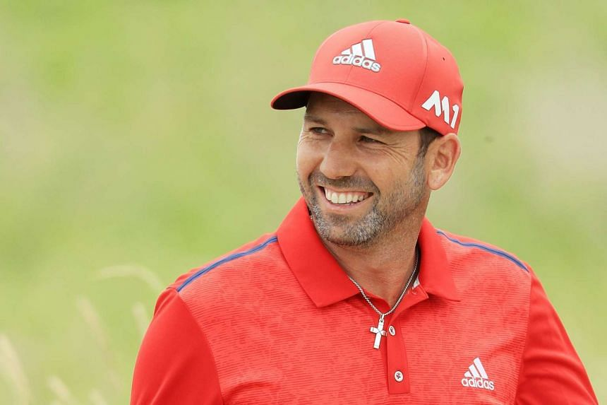 Masters champion Garcia (above) is playing his first event on European soil since his triumph at Augusta in April.
