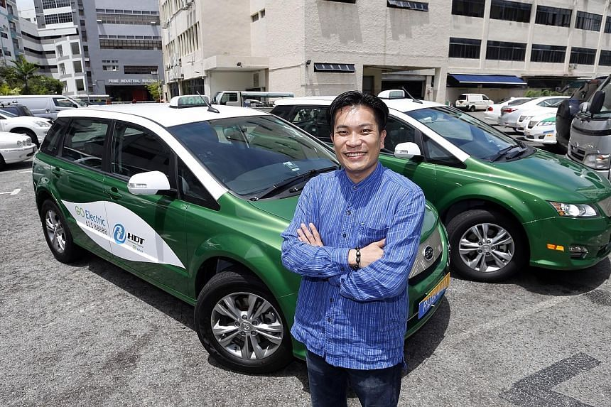 Mr James Ng said the firm has hired dedicated staff to track the drivers' performance and revenues more closely.