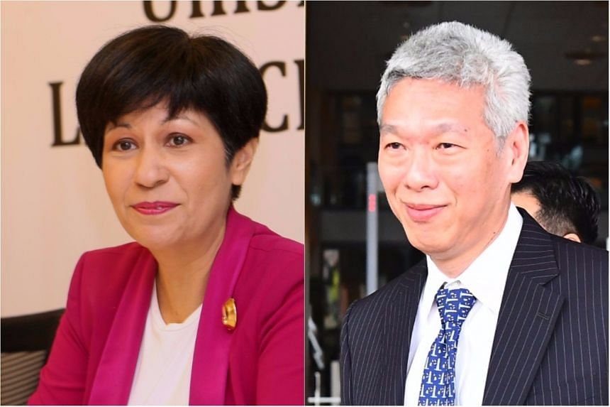 Senior Minister of State for Law and Finance Indranee Rajah said that Mr Lee Hsien Yang had not so far identified the lawyer who drafted the will.
