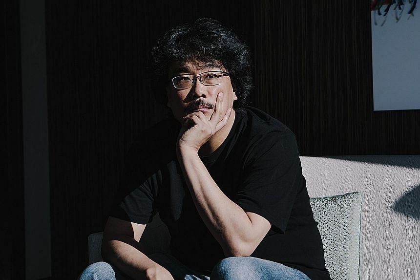 With Okja, South Korean director Bong Joon Ho said Netflix gave him the freedom to do whatever he wanted.