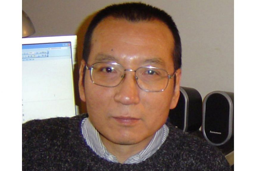 Liu Xiaobo was sentenced to 11 years' jail in 2009 for organising a petition against the Communist Party but is now on medical parole after being diagnosed with liver cancer.